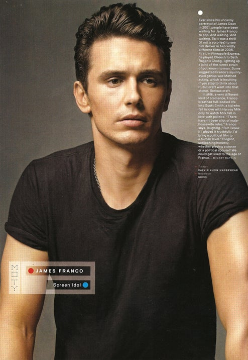 """Eye Candy: The Hottest Pictures From GQ's """"Men Of The Year"""" Issue"""