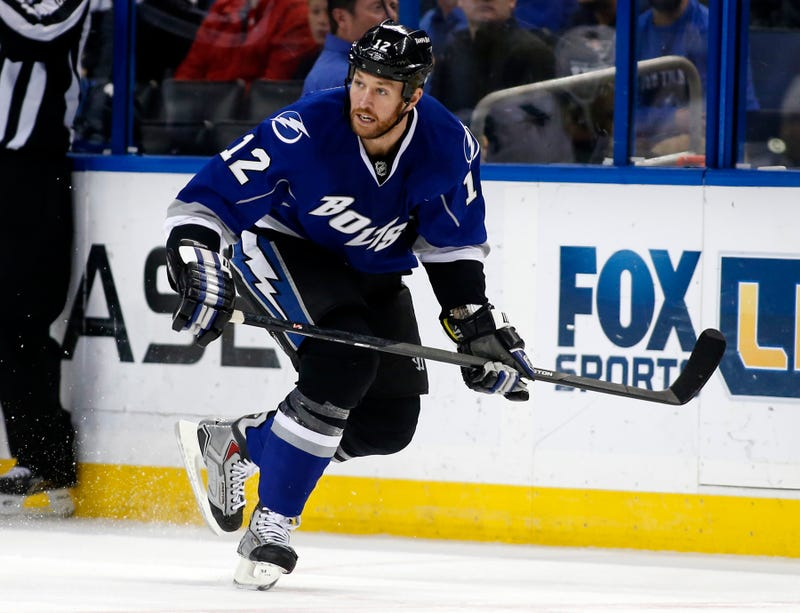 Tampa Bay Lightning's Ryan Malone Charged With DUI, Cocaine Possession