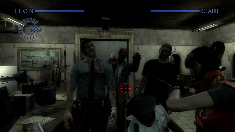Resident Evil Chronicles HD Makes On-Rails Zombie Killing Look Good