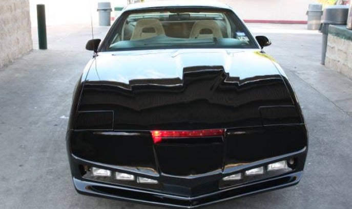 Fulfill Your 80s Firebird Fantasizes With This KITT Replica
