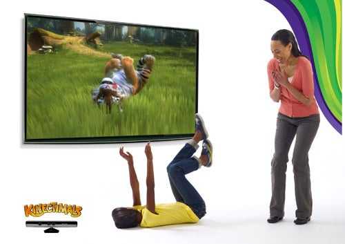 Microsoft's Kinect Can See You (From Between 4 and 11 Feet Away)