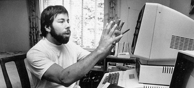 Steve Wozniak Tells Us He Can't Pick An Actor To Play Him—Can You Help?