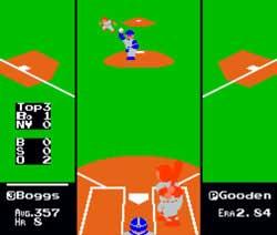 RBI Baseball, Bracket Style