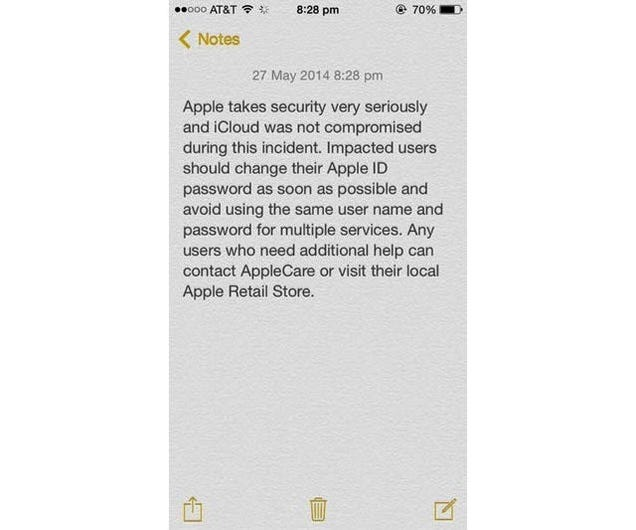 """How the iCloud """"Hack"""" Holds iOS Devices Hostage"""