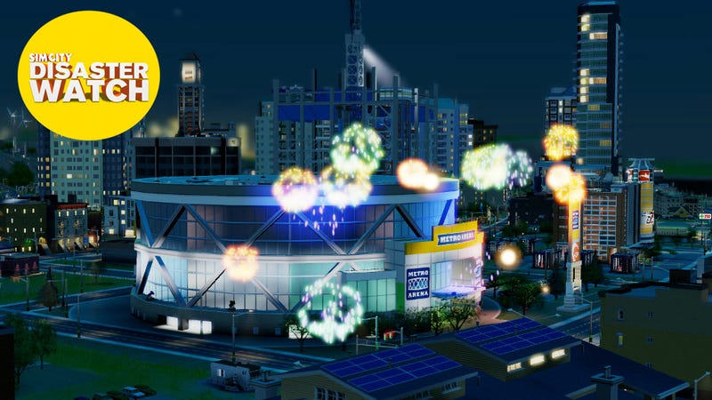 Happy One-Month Anniversary, SimCity. How's It Going?
