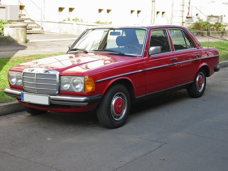 Vote for the W123