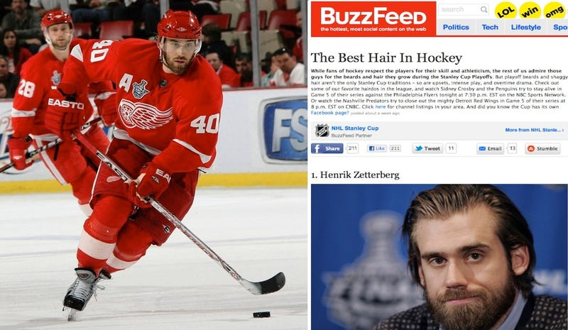 LOL OMG NHL: Hockey Goes After The BuzzFeed Generation