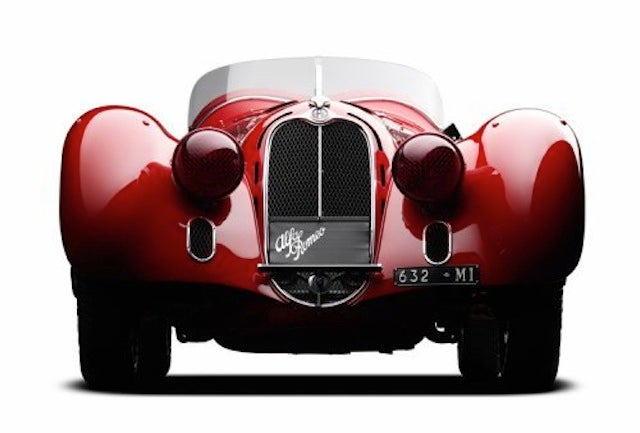 Hear 17 cars from Ralph Lauren's awe-inspiring collection