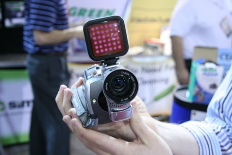Sima IR Camera Nightlight is Essential for Wildlife Watchers, Perverts