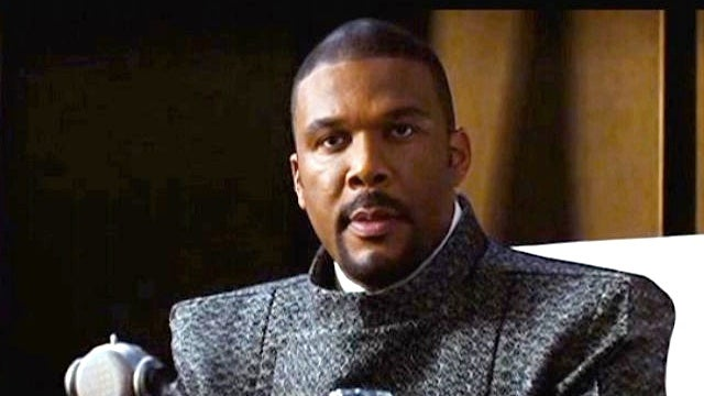Disappointed with Prometheus, Tyler Perry is making his own scifi movie