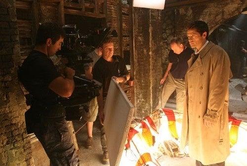 Castiel's In Trouble!