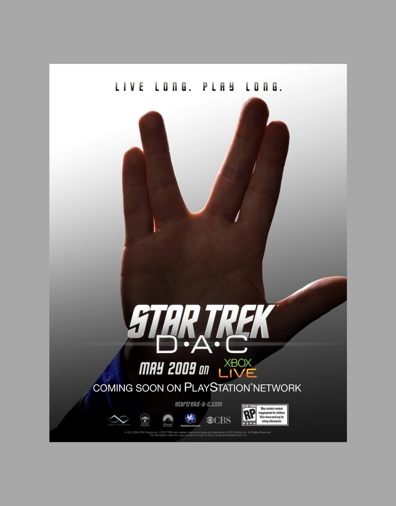 Star Trek D-A-C Preview: Boldly Going Where Others Have Been Before