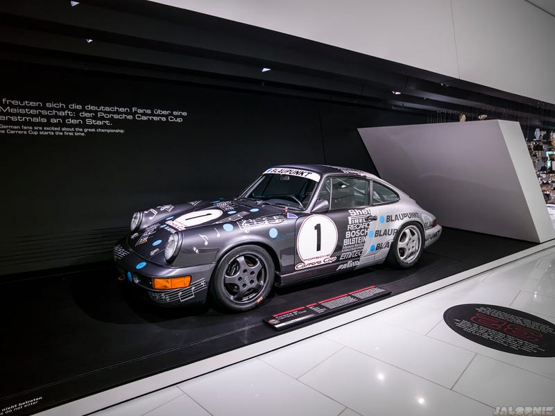 Take A Tour Of The Stunning Porsche Museum