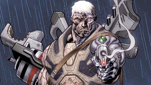 Why's Cable coming back from the dead? To kick the Avengers' butts, of course
