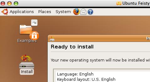 How to install Ubuntu Linux on a Mac