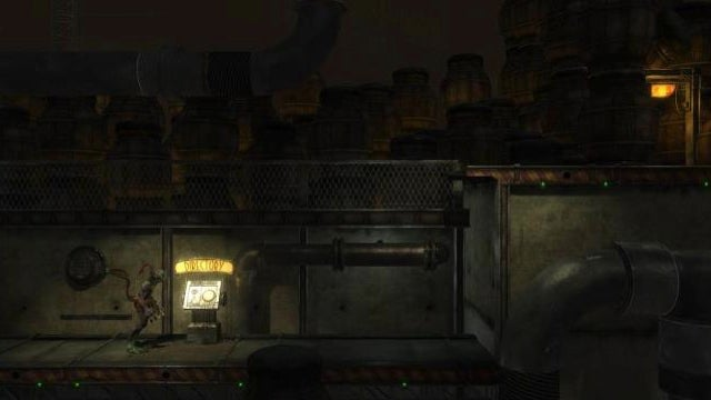 First Look at Oddworld Abe's Oddysee HD