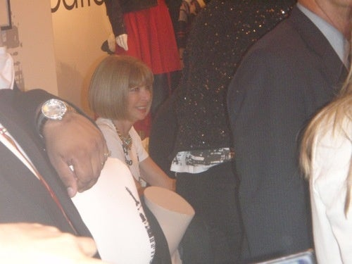 Stalking Anna Wintour: A Fashion's Night Out Scrapbook