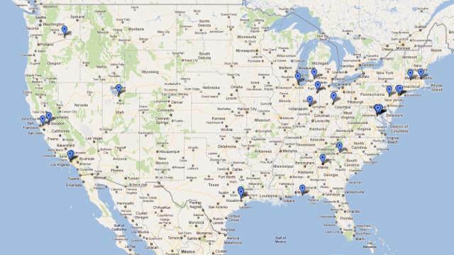 Microsoft Locks Down Their Location Tracking Database