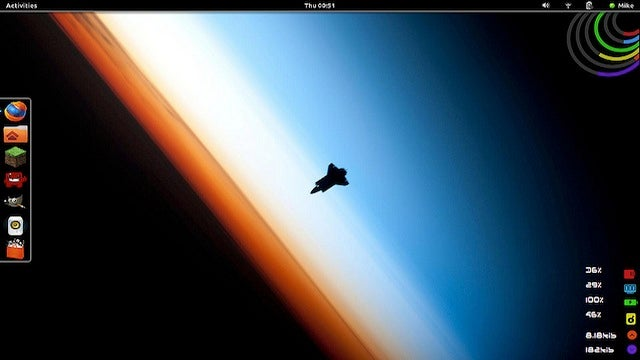 The Endeavour Desktop