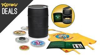 PSN PAX Sale, Breaking Bad Barrel is Back, SteelSeries Sensei [Deals]