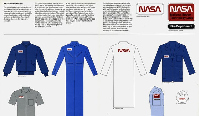 "The Saga of NASA's Short-Lived ""Lost"" Logo"
