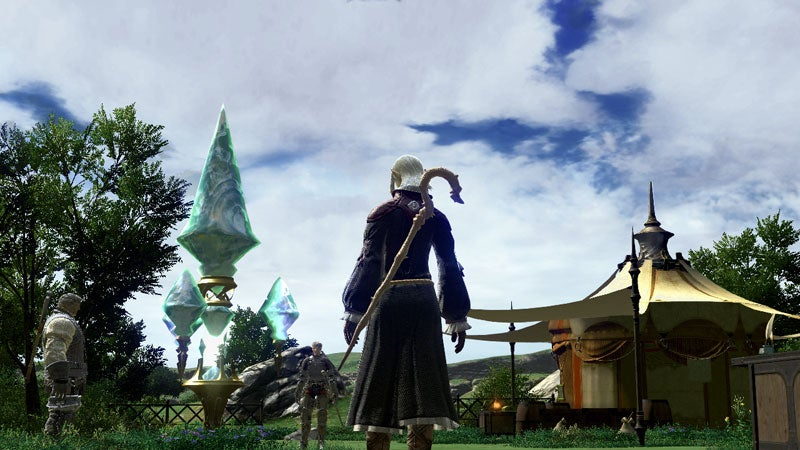 What's Holding Up Final Fantasy XIV For Xbox 360?