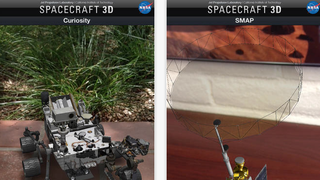 More Mars Spacecraft Are Added To NASA's Augmented Reality App