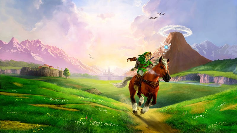 'Is Navi Annoying?' and Other Questions We Asked the Creators of The Legend of Zelda: Ocarina of Time