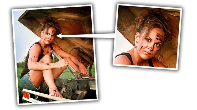 Why Are All 'Girls Working On Cars' Photos So Freaking Terrible?