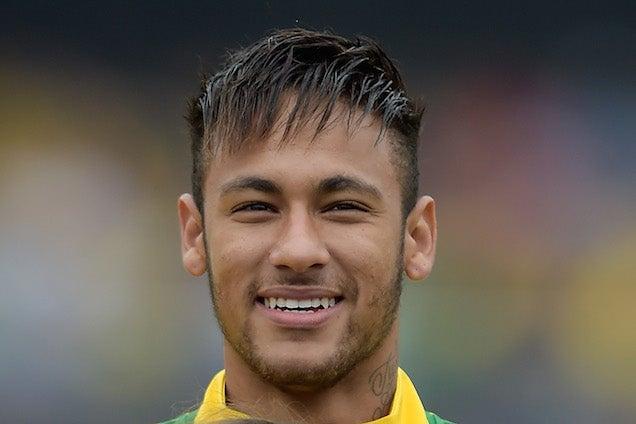 Aguero 2018 haircut