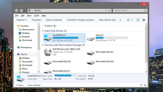 OldNewExplorer Customizes Windows Explorer to Be More Like Windows 7