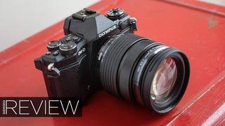 Olympus E-M5 Mark II Review: The Original Retro Camera, Refined to a Tee