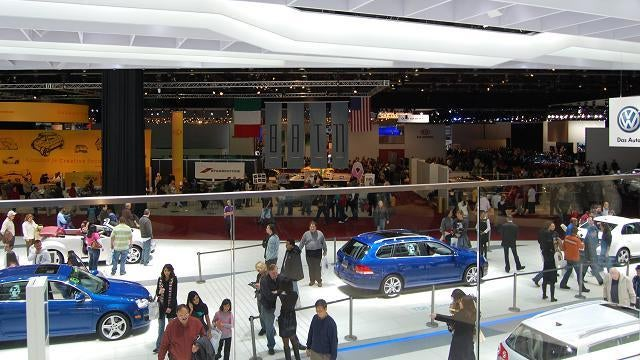 What Would Make Auto Shows More Fun?