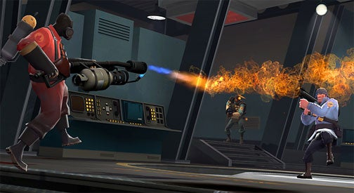 Today's Team Fortress 2 Xbox 360 Update Is Not The One You're Looking For