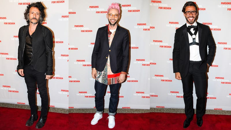Some Fashion Designers Are Inexplicably Bad at Dressing Themselves