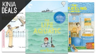 Wes Anderson Criterion Blu-rays Are Down to $20