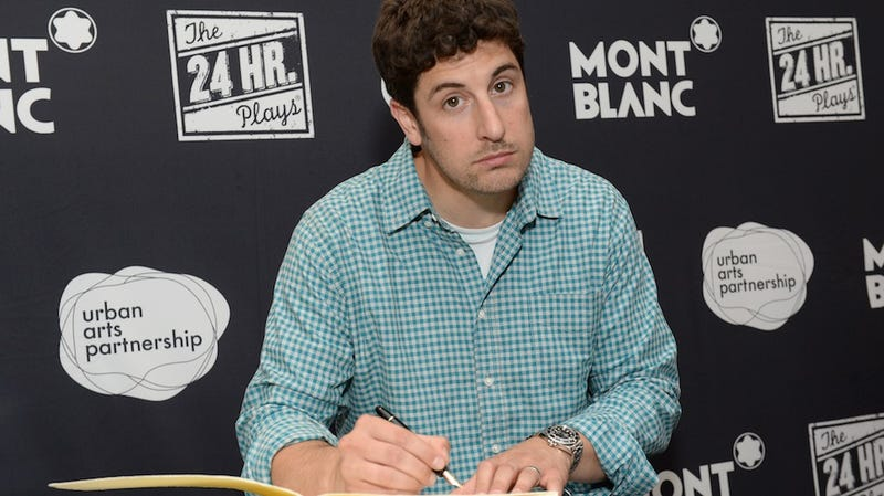 Jason Biggs Pens Perfect Parable For The Surveillance State