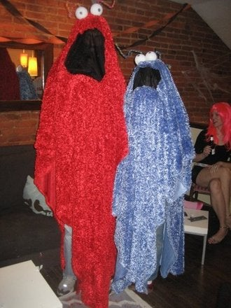 A Proud Salute To Unsexy Halloween Costumes