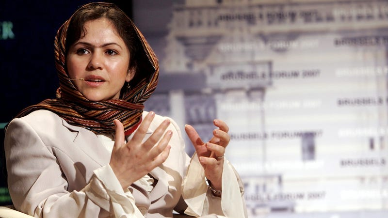 Will Afghanistan's Next President be a Woman?