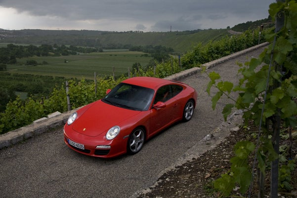 2009 Porsche 911 Carrera And Carrera S, Reviewed