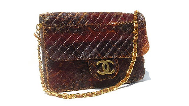 Here's That Chanel Bag Made From Beef Jerky You Didn't Ask For