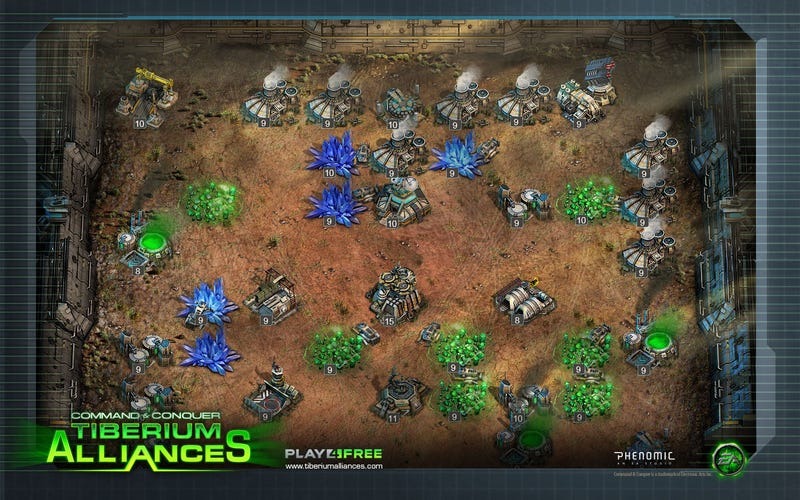 We're Getting a Free-To-Play Command & Conquer Game Very Soon