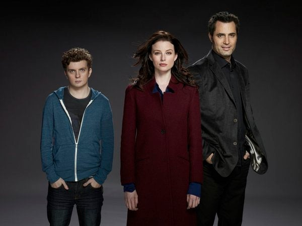 Continuum Season 1 Cast Photos