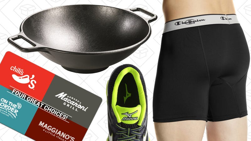 Saturday's Best Deals: Affordable Undies, Father's Day Gift Ideas, and More