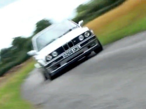 Four Minutes of BMW E30 Love