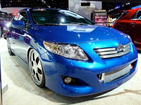 Chicago Auto Show: Toyota Corolla, Meet Dave
