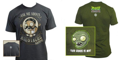 Plants vs Zombies To Gnaw At Retail, iPhones, Your Chest