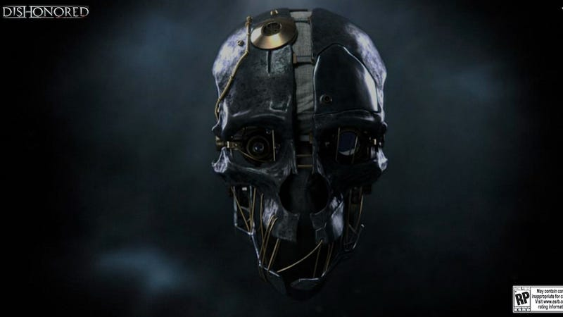 Examine And Take Apart This Steampunk Mask From Dishonored