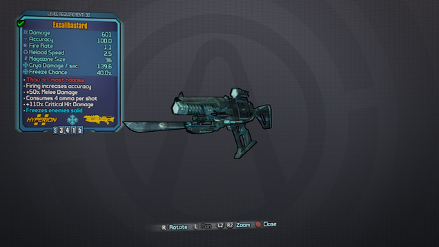 People Already Figured Out How To Use Borderlands' 'Unusable' Gun