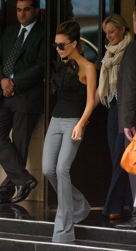 Victoria Beckham: Footless & Fancy Free